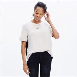 💕🎉HP!!🎉💕Madewell short sleeve sweater top